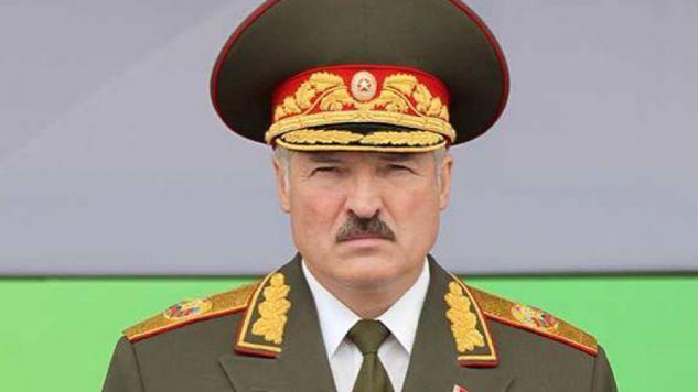 Alaksandr Łukaszenka jest prezydentem Białorusi od 1994 roku (fot.  PAP/ITAR-TASS. )