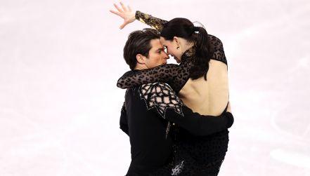 Taniec Tessy Virtue i Scotta Moira wart rekordu świata