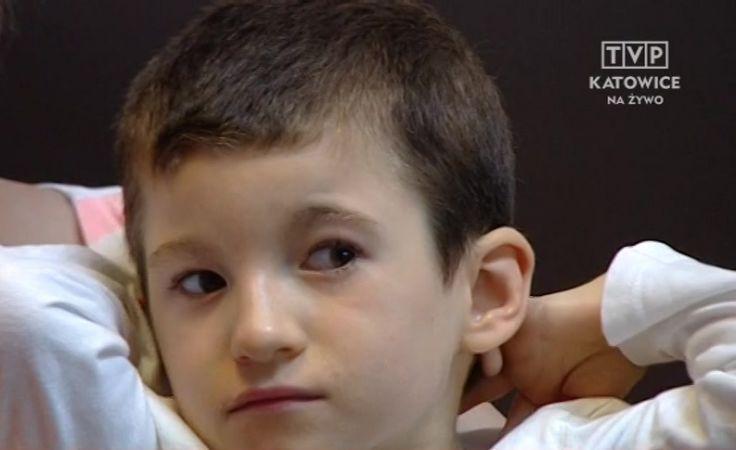 Zachariasz potrzebuje rehabilitacji. fot. TVP Katowice