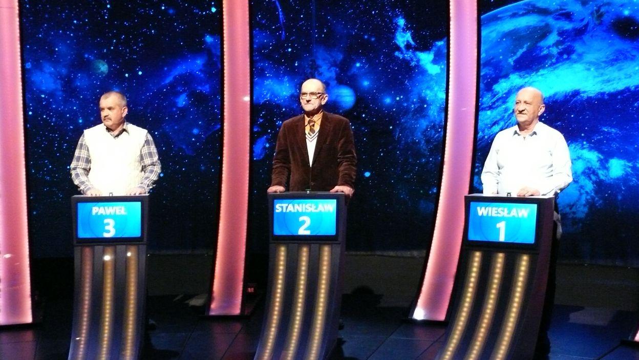 Finaliści 17 odcinka 102 edycji
