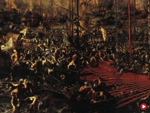 odc. 470 Bitwa pod Lepanto