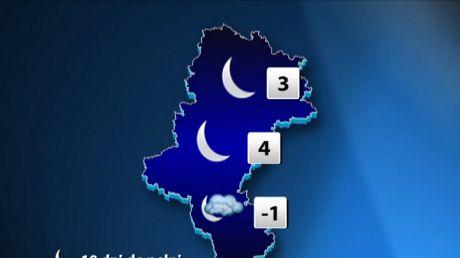 Noc w regionie