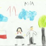 Asia Sołtysik, 6 lat, Sieraków