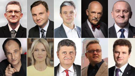 W debacie udział weźmie 10 kandydatów (fot. wikipedia.org/Facebook.com)