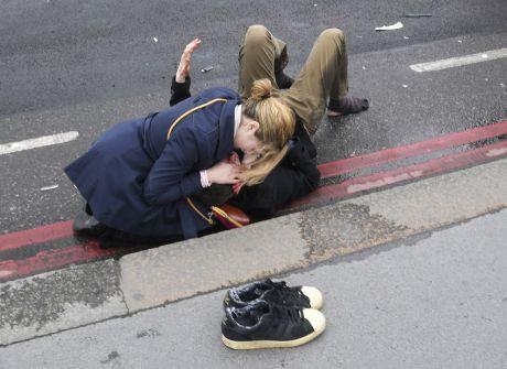 Strzały w Londynie. Zobacz zdjęcia
