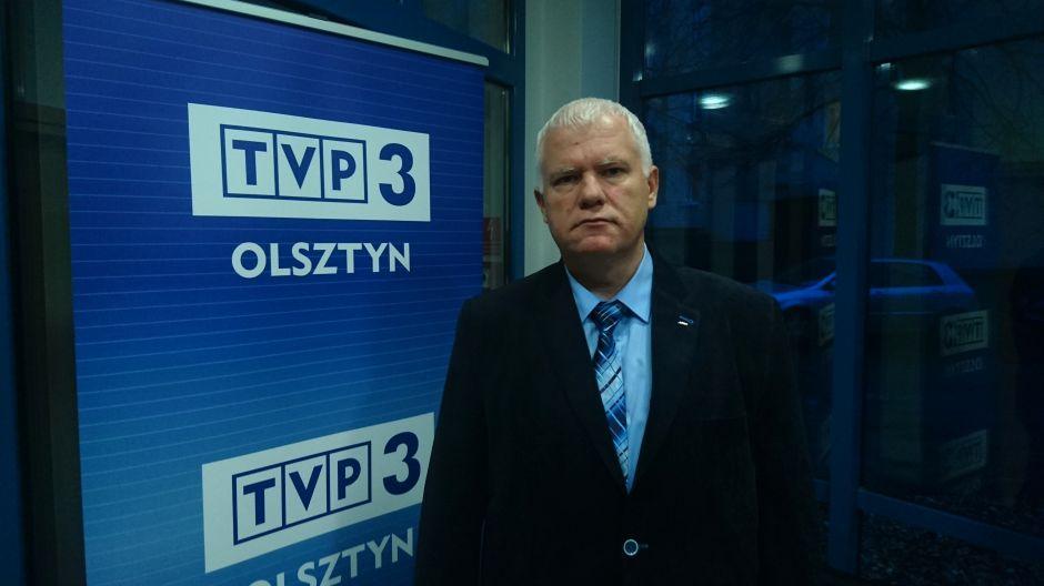 Dariusz Wasiela, dyrektor Agencji Rynku Rolnego w Olsztynie