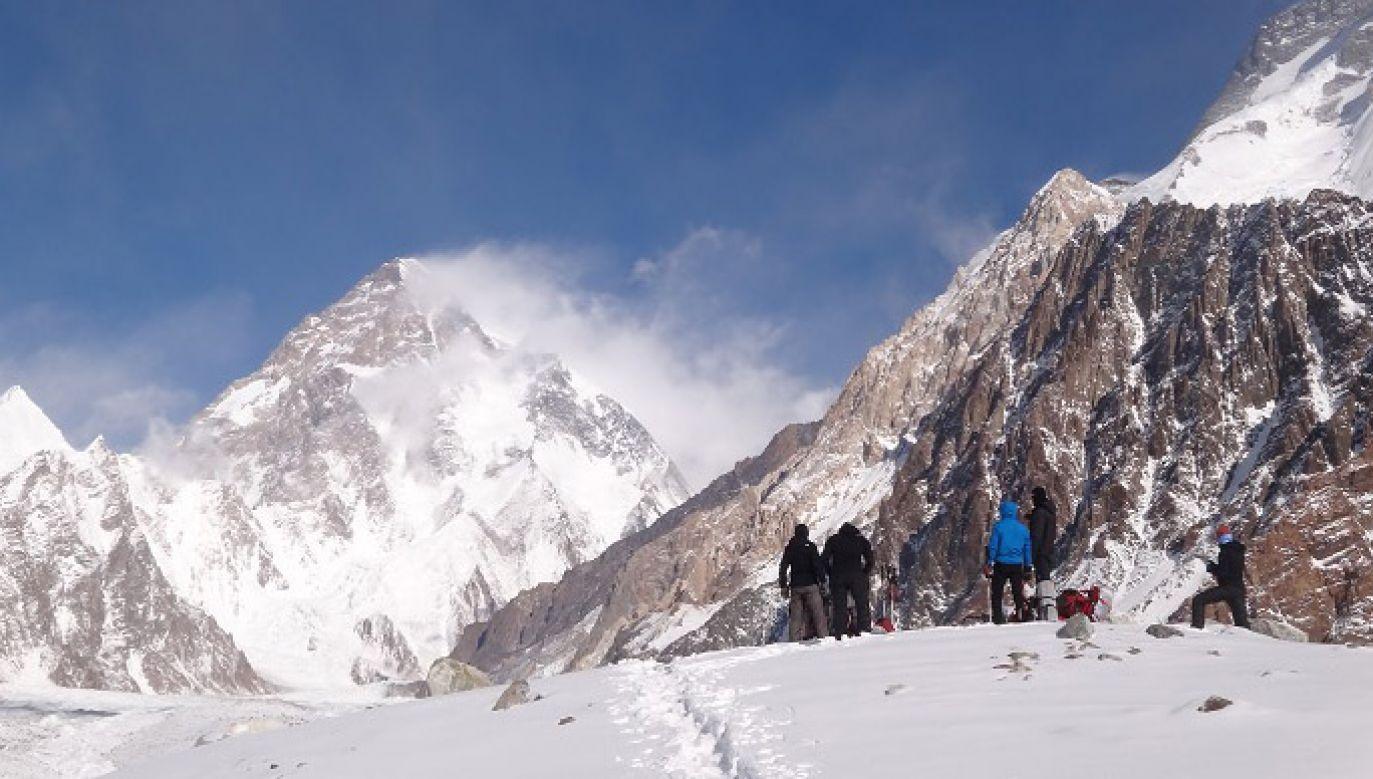 Polscy wspinacze dotarli do bazy pod K2 (fot. Wyprawa na K2)