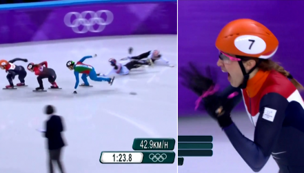 Suzanne Schulting sensacyjną mistrzynią olimpijską!