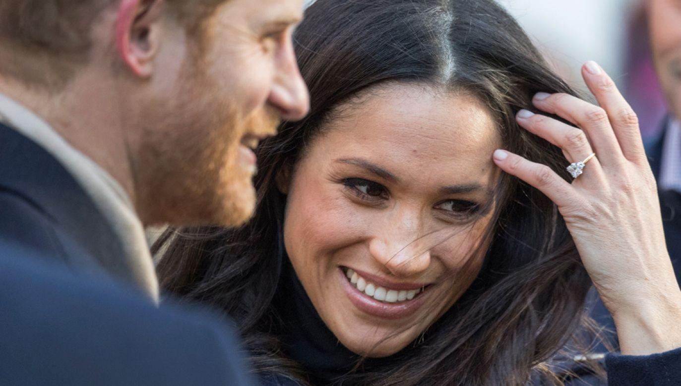 Książę Harry i Meghan Markle pobiorą się 19 maja (fot. Christopher Furlong/Getty Images)