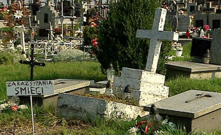 Niecodzienna awantura o cmentarz w gminie Rokietnica