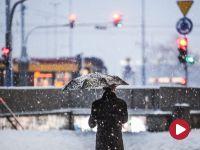 Pierwszy śnieg w wielu miejscach Polski. Napływa arktyczne powietrze