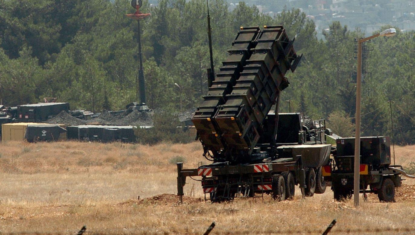 USA chce sprzedać Polsce system antyrakietowy Patriot (fot. Getty Images/smail Hakki Demir Anadolu Agency)