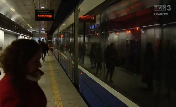 Krakowianie opowiedzieli się za budową metra w referendum przeprowadzonym w 2014 r