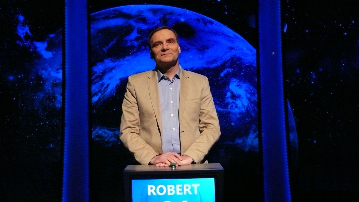 Robert Matlak - zwycięzca 10 odcinka 104 edycji