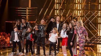 The Voice Kids s. II, Finał