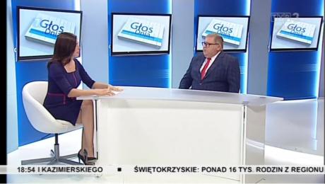 17.07.2018 - rozmowa z Ziemowitem Nowakiem
