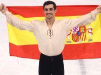 Hiszpański taniec na lodzie