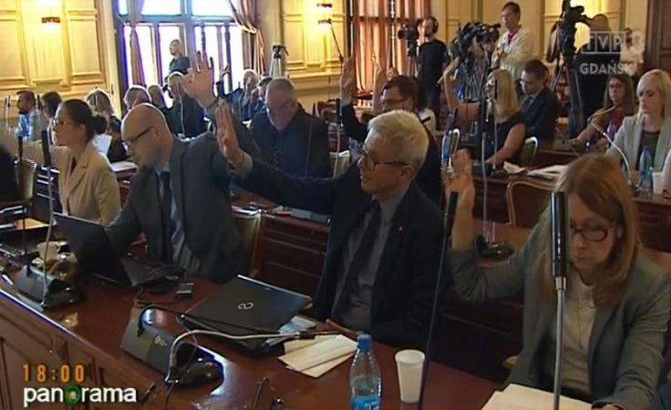 Nadzwyczajna Sesja Rady Miasta Gdańska