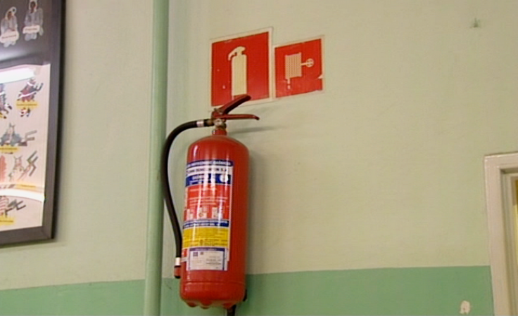 Nieudana ewakuacja po próbnym alarmie pożarowym w szkole