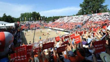 Oczy fanów siatkówki plażowej już niedługo zwrócone będą na Olsztyn