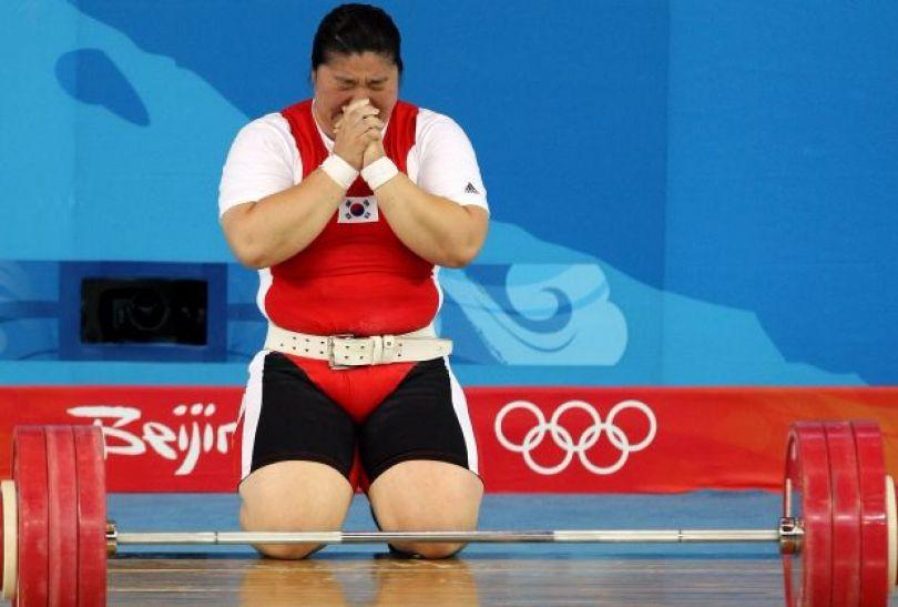 Jang Mi-Ran – mistrzyni w kategorii +75 kg (fot. Getty Images)