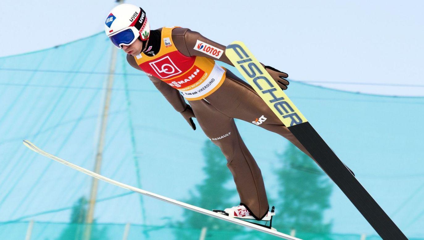 Kamil Stoch (fot. PAP/EPA)