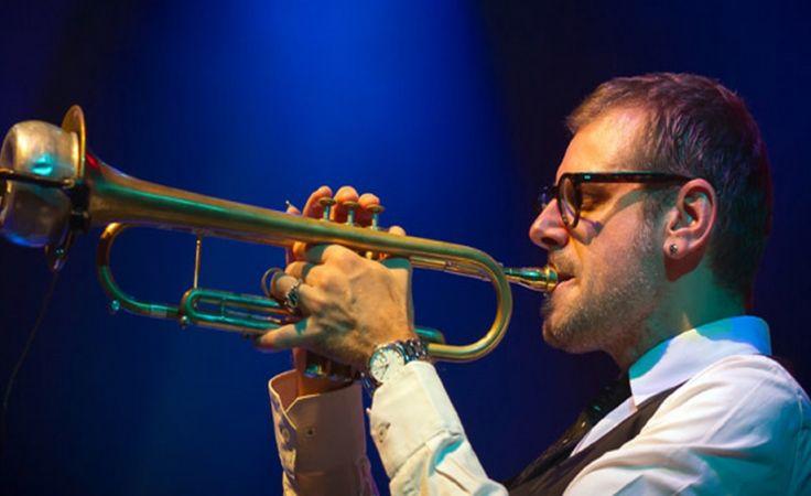 Fabrizio Bosso Quartet/fot.jazznastarowce.pl