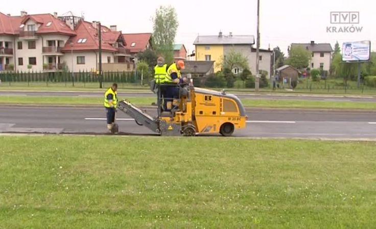 Utrudnienia w ruchu na południu Krakowa