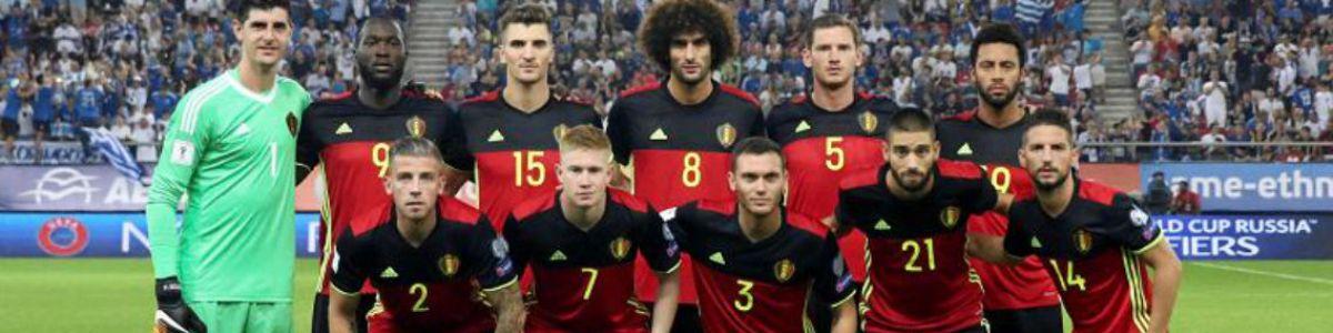 Mundial 2018: Anglia - Belgia