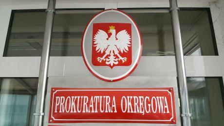 Postępowanie w tej sprawie zostało przekazane do Prokuratury Okręgowej w Krakowie