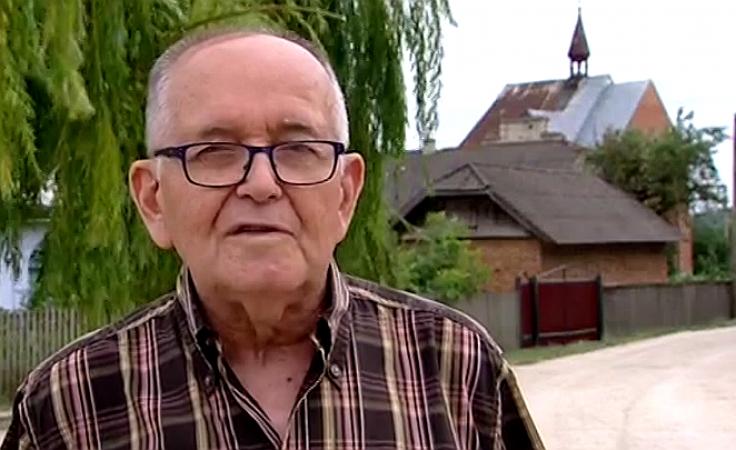 Adolf Juzwenko (fot. TVP Wrocław)