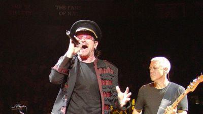 Legendy Rocka - U2
