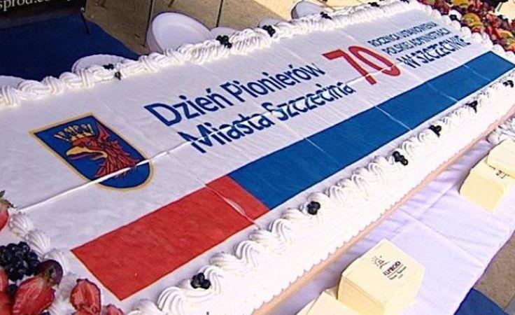 Jak wyglądały urodziny Szczecina?