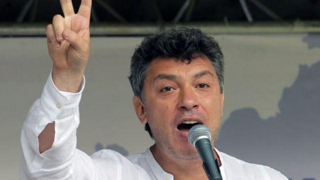 Borys Niemcow nie żyje. Został zastrzelony w Moskwie