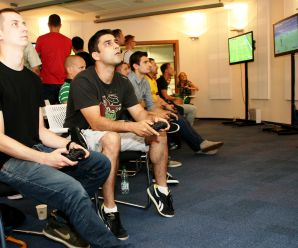 Turniej Playstation Fifa 2014 rozegrany!