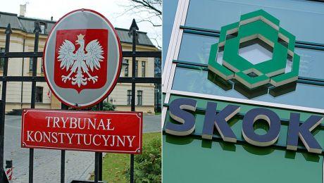 Według TK nadzór KNF nad SKOK-ami powinien zostać utrzymany (fot.arch. PAP/Adam Warżawa/wikipedia.org)