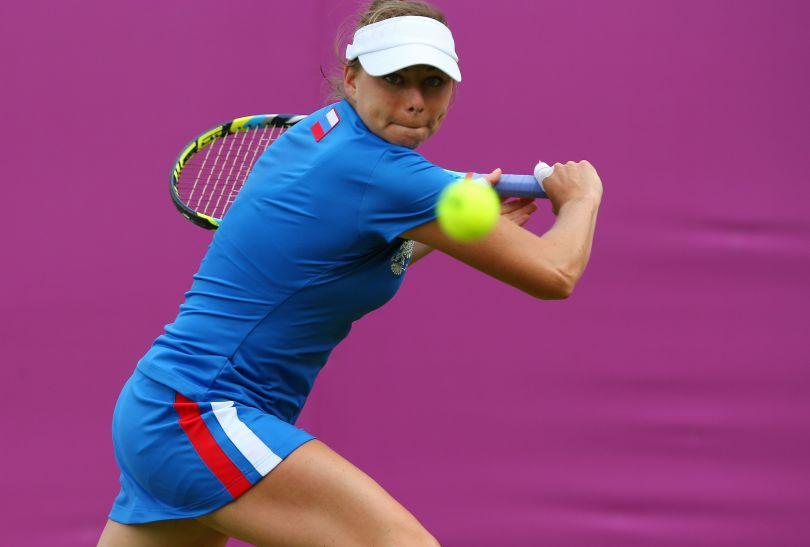 Wiera Zwonariewa, rosyjska tenisistka (fot. Getty Images)