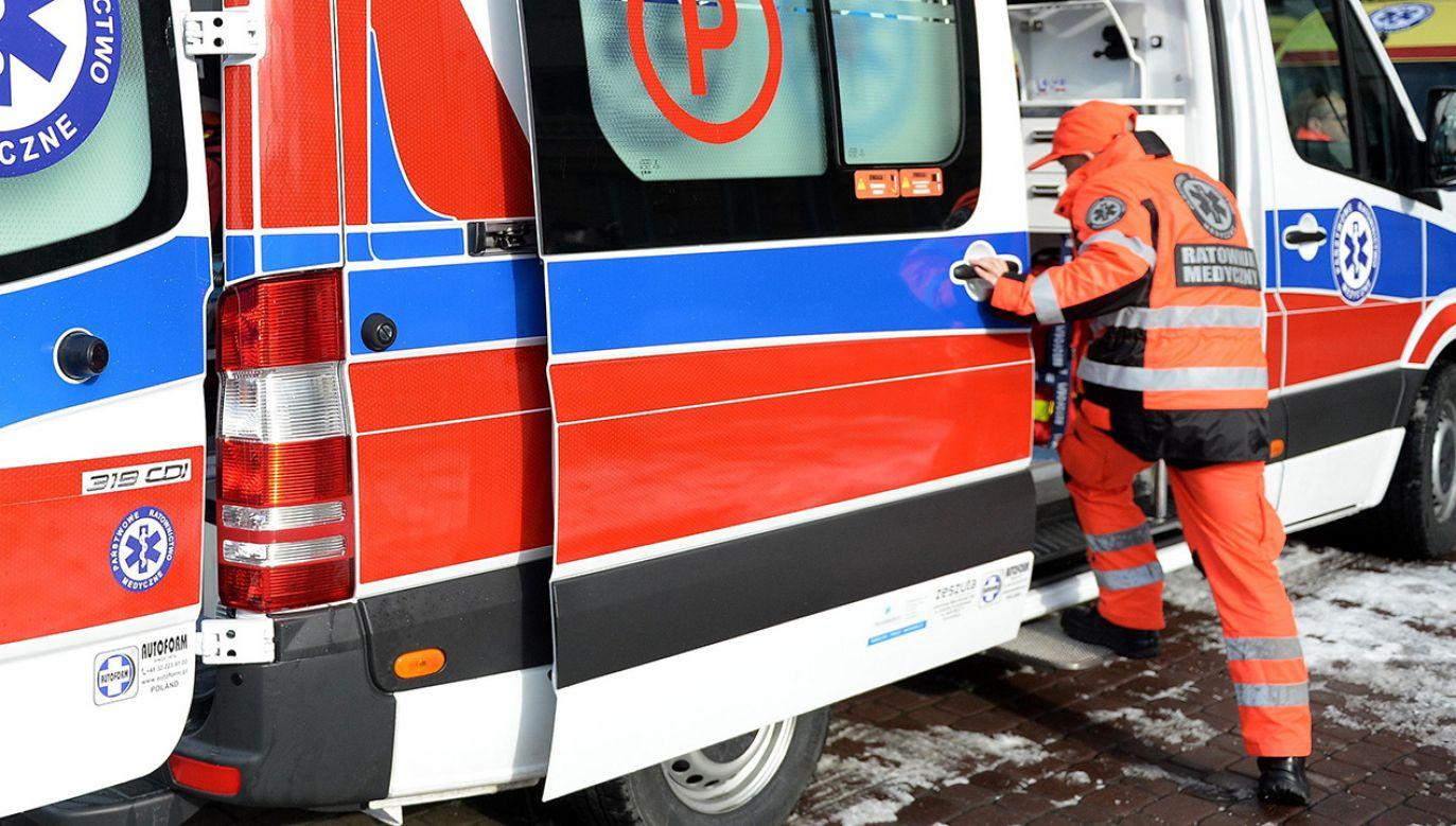 Kobieta pracowała na czarno (fot. arch. PAP/Darek Delmanowicz)
