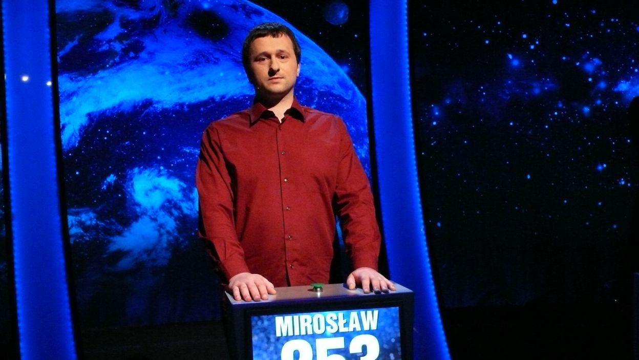 Mirosław Mięsowicz - zwycięzca 7 odcinka 99 edycji