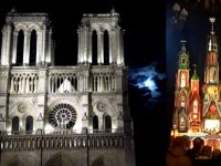 Najwyższą krakowską szopkę zobaczą miliony. Będzie wystawiona w słynnej  katedrze Notre-Dame