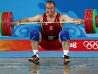 Marcin Dołęga – kat. 105 kg (fot. Getty Images)