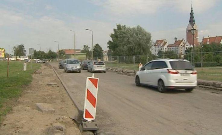 Prace drogowe na ulicy Warszawskiej mają potrwać do końca września
