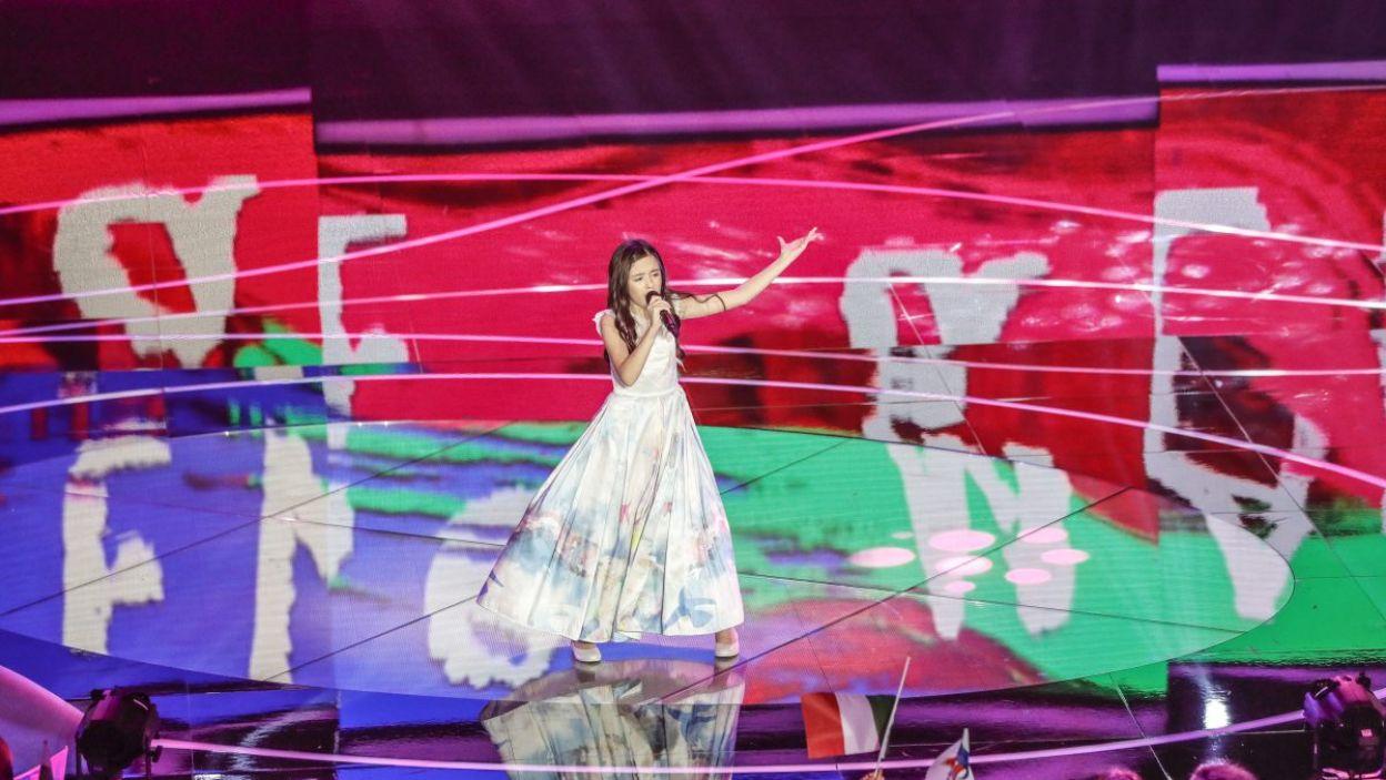 Lidia Ganeva z Bułgarii (fot. Andres Putting/EBU)