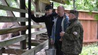 W drugim odcinku Grzegorz Miśtal i Cezary Kosiński wspólnie odkrywają tajemnice przyrody