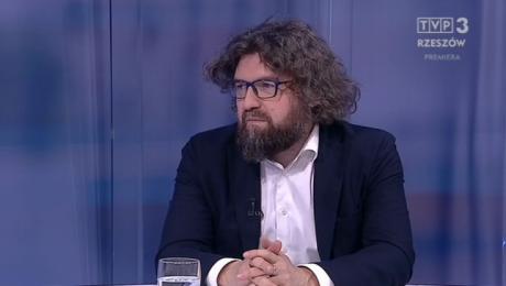 """Piotr Woźny - Pełnomocnik Premiera ds. Programu """"Czyste Powietrze"""""""