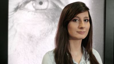 Ilona Ptak </br> reporterka