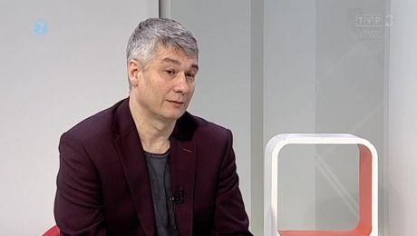 22.03.2018, Wiosenne odmładzanie, gość: Tomasz Janik