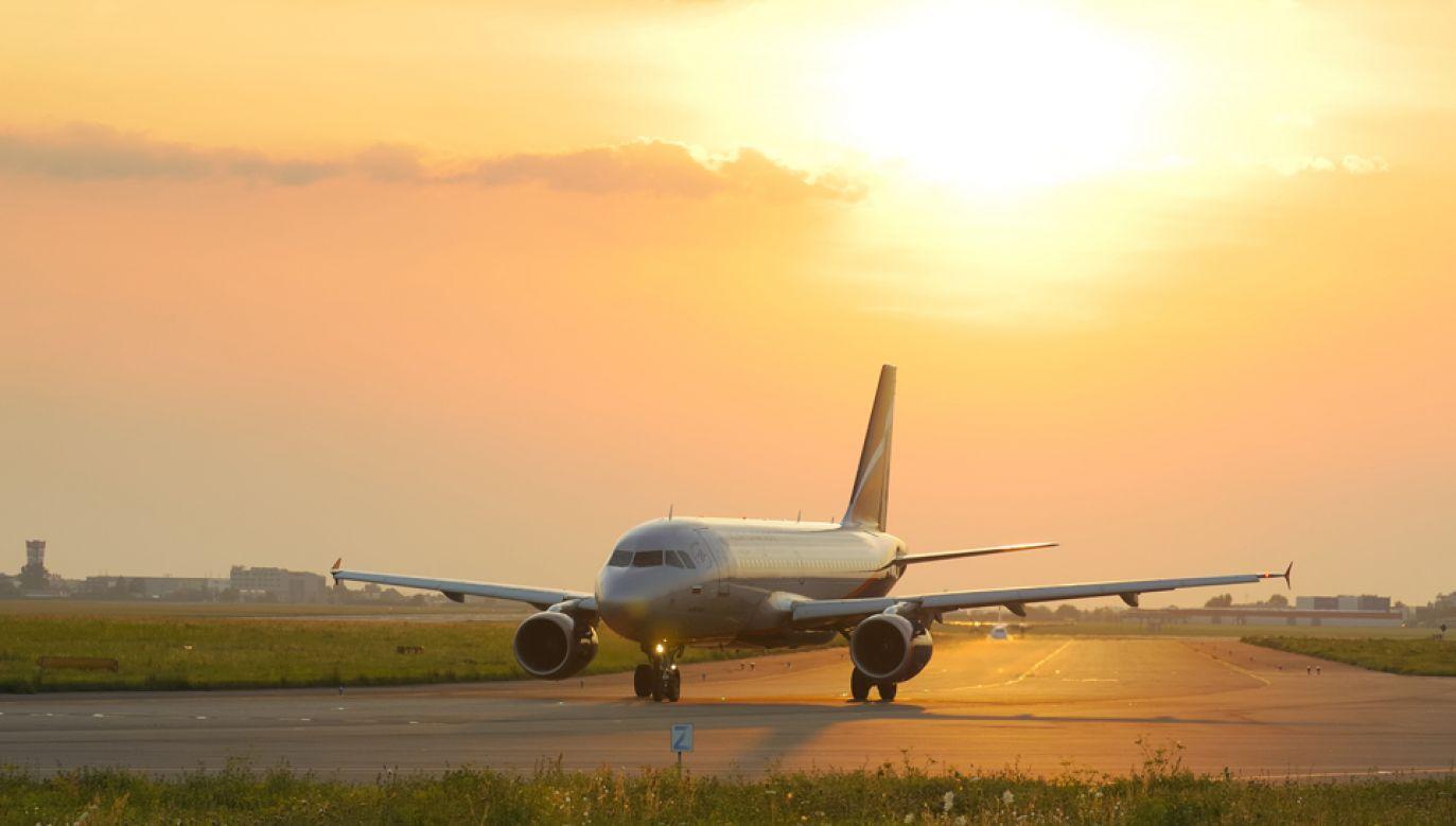 Nietypowe powody odwołanych lotów (fot.flickr)