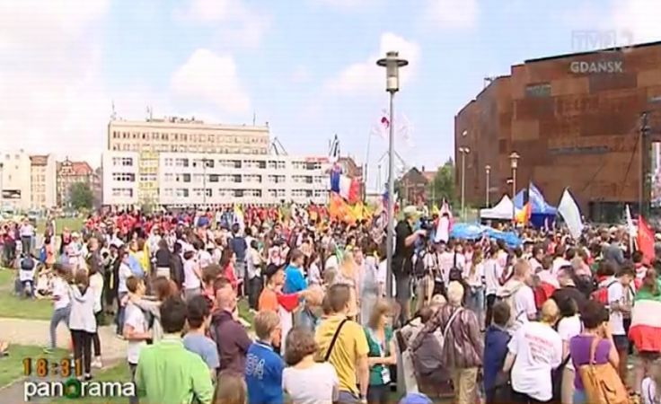 """""""Gdańskie"""" Światowe Dni Młodzieży"""