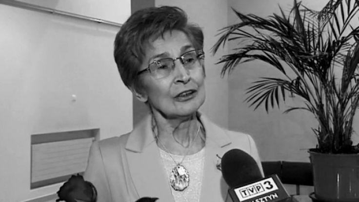 Zmarła wieloletnie szefowa olsztyńskich amazonek